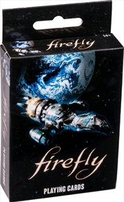 Firefly - Playing Cards Deck | Merchandise