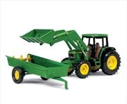 1:32 Scale John Deere Tractor Set