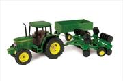 1:32 Scale John Deere 6410 Tractor Set