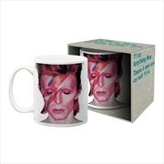 Aladdin Sane Ceramic Mug | Merchandise