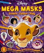 Disney Classics Mask Book | Paperback Book