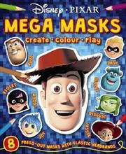 Disney Pixar Mask Book