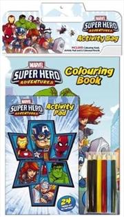 Marvel: Super Hero Adventures Activity Bag