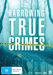 Harrowing True Crimes | Boxset