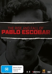 Rise And Fall Of Pablo Escobar, The | DVD