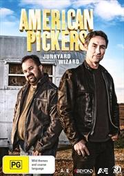 American Pickers - Junkyard Wizard | DVD