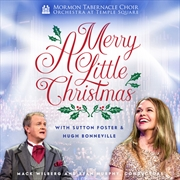 A Merry Little Christmas | CD