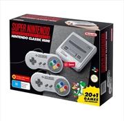 Classic Mini Super NES Console