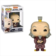 Avatar The Last Airbender - Iroh with Tea Pop! Vinyl | Pop Vinyl
