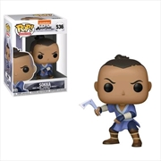 Avatar The Last Airbender - Sokka Pop! Vinyl