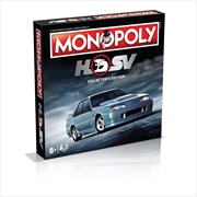 HSV Monopoly - Collector's Edition