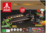Atari Flashback 9 Gold HD Gaming Console