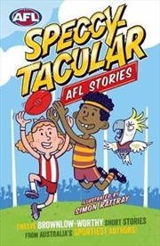 Speccy-tacular Footy Stories | Paperback Book