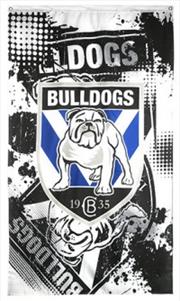 NRL Cape Flag Canterbury Bankstown Bulldogs | Merchandise