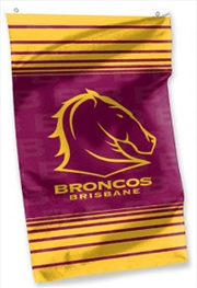 NRL Cape Flag Brisbane Broncos | Merchandise