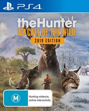 Hunter Call Of The Wild  2019 Edition