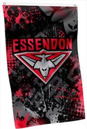 AFL Cape Flag Essendon Bombers | Merchandise