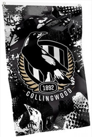 AFL Cape Flag Collingwood Magpies | Merchandise