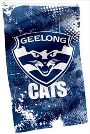 AFL Cape Flag Geelong Cats | Merchandise