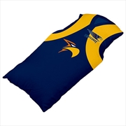 AFL Cushion Guernsey West Coast Eagles