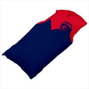 AFL Cushion Guernsey Melbourne Demons | Homewares