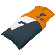 AFL Cushion Guernsey Greater Western Sydney Giants | Homewares