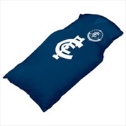 AFL Cushion Guernsey Carlton Blues | Homewares