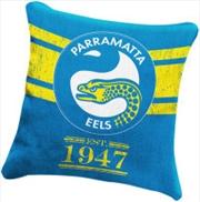 NRL Heritage Cushion Parramatta Eels
