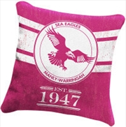 NRL Heritage Cushion Manly Warringah Sea Eagles