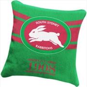 NRL Heritage Cushion South Sydney Rabbitohs