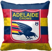 AFL Cushion 1st Team Logo Adelaide Crows | Homewares