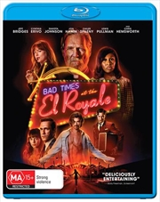 Bad Times At The El Royale | Blu-ray