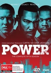 Power - Season 5 | DVD