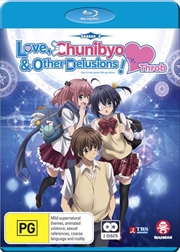 Love, Chunibyo and Other Delusions - Heart Throb - Season 2 | Collection