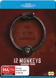 12 Monkeys - Season 4 | Blu-ray
