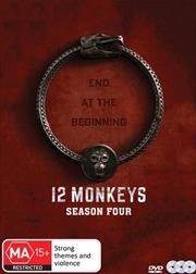 12 Monkeys - Season 4 | DVD