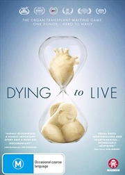Dying To Live | DVD