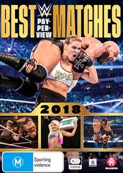 WWE - Best Pay-Per-View Matches Of 2018 | DVD