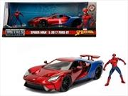 Spider-Man - 2017 Ford GT | Merchandise