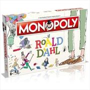 Roald Dahl Monopoly | Merchandise