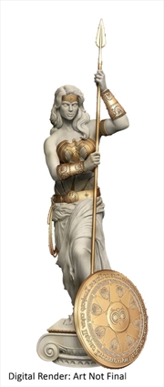 Wonder Woman - Princess of Themyscira Statue | Merchandise