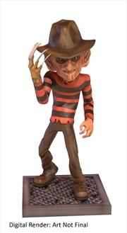 "The Nightmare on Elm St - Freddy 7"" Vinyl Terrorz"