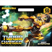 Transformers Bumblebee Turbo Charged Giant Activity Pad