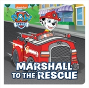 PAW Patrol Marshall to the Rescue Storyboard | Hardback Book