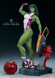 Hulk - She-Hulk Artist Series Statue | Merchandise