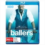 Ballers - Season 4 | Blu-ray