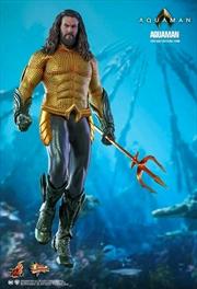 """Aquaman - Aquaman 12"""" 1:6 Scale Action Figure"""