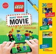 Lego: Make Your Own Movie | Paperback Book