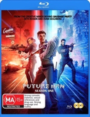 Future Man - Season 1 | Blu-ray