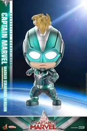 Captain Marvel - Masked Starforce Version Cosbaby